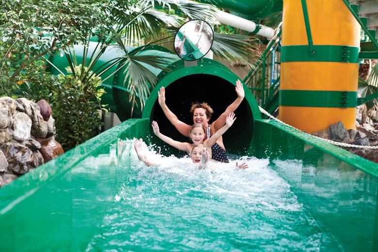 subtropisch zwembad Nederland