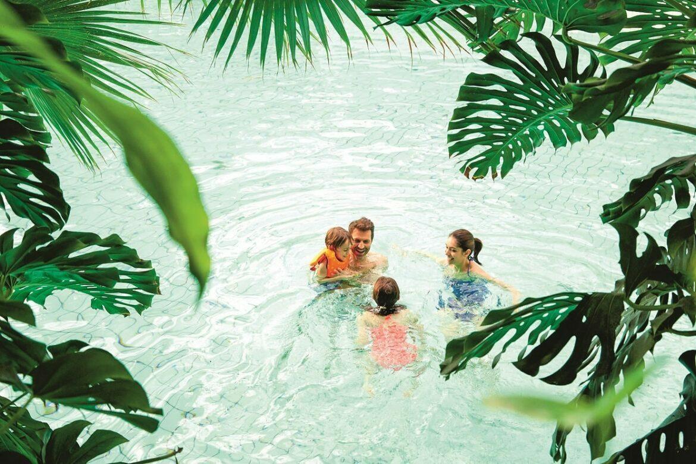 Subtropisch zwembad Zeeland